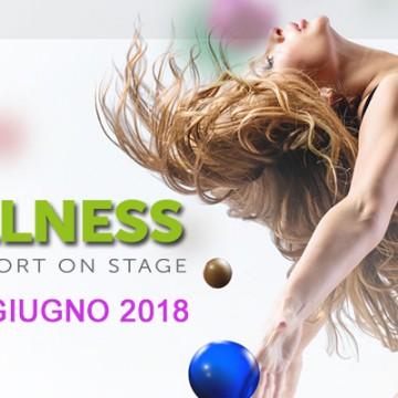 Fiera Rimini Wellness, fitness benessere sport on stage - main